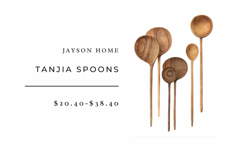 Tanjia Spoons