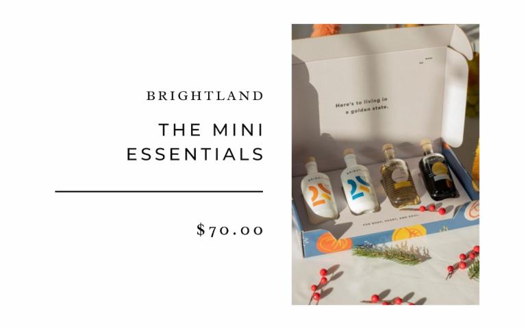 Brightland The Mini Essentials
