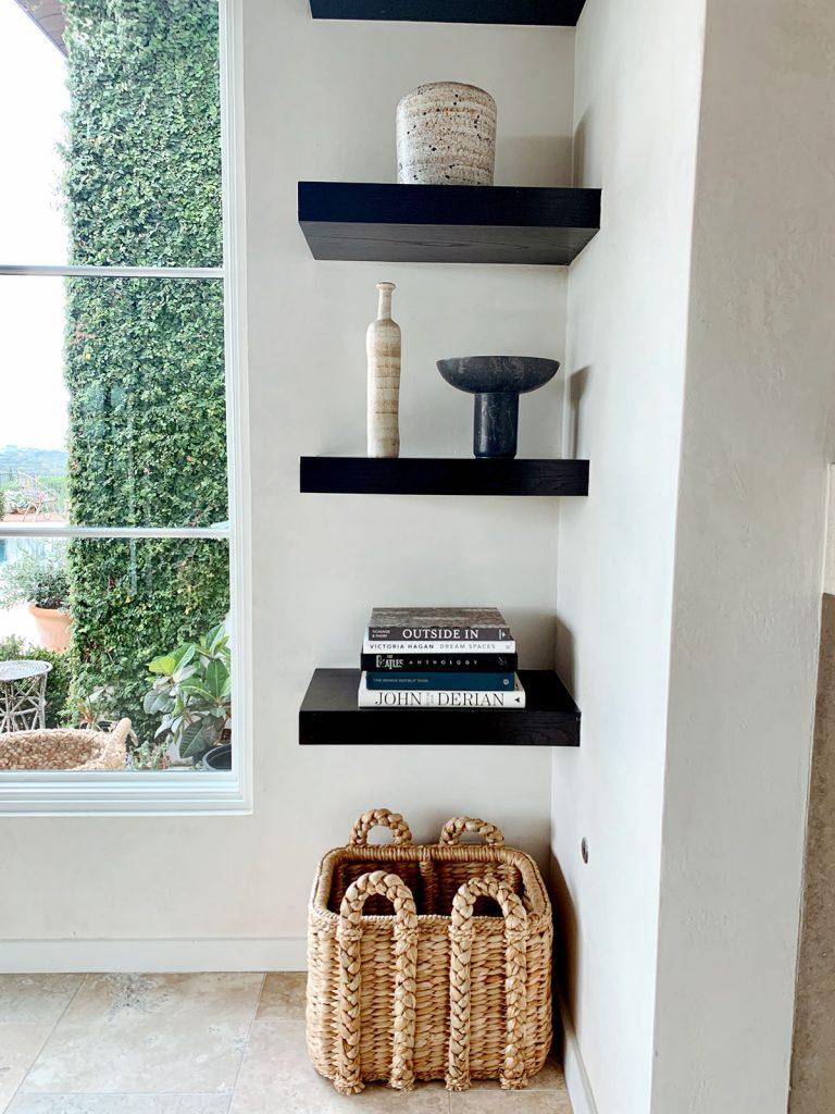 camille styles bookshelf design tips