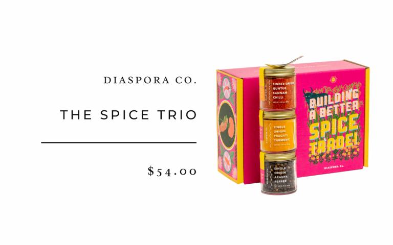 Diaspora Co. The Spice Trio