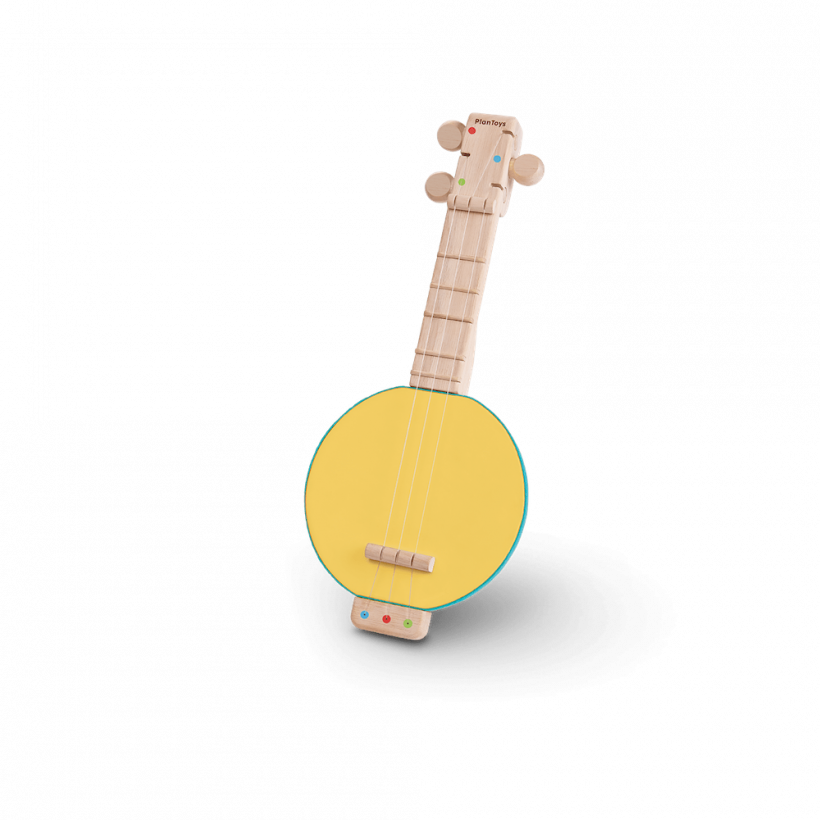 6436_PlanToys_BANJOLELE_Music_Musical_Auditory_Concentration_Emotion_Coordination_Creative_3yrs_Wooden_toys_Education_toys_Safety_Toys_Non-toxic_0