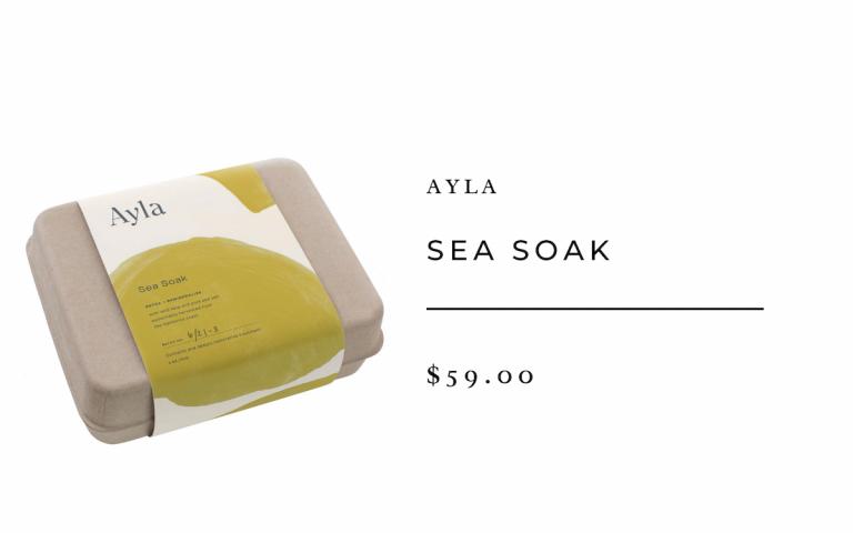 AYLA Sea Soak