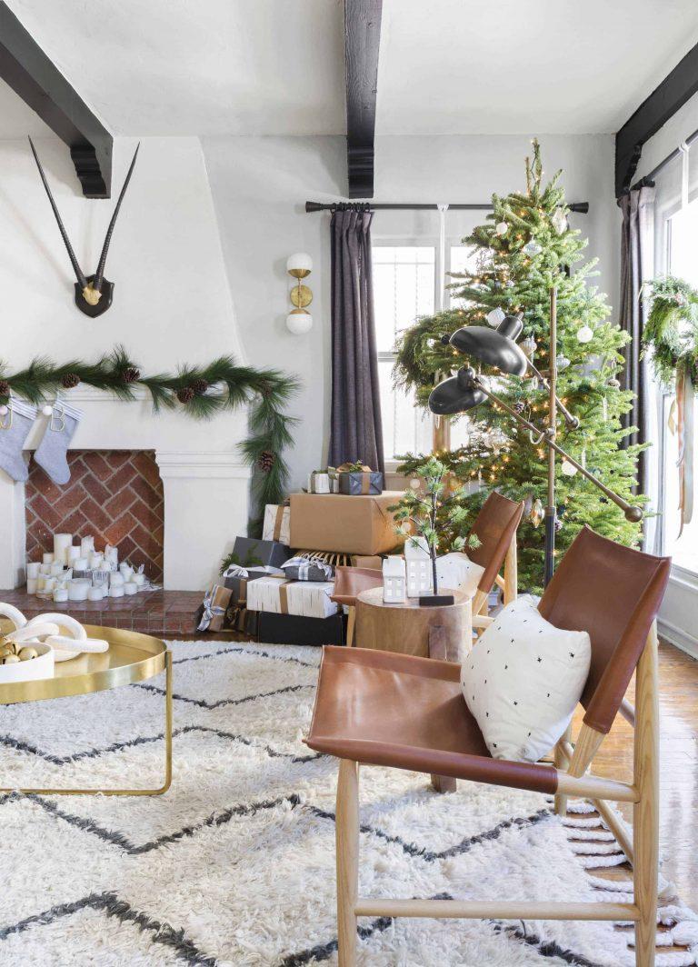 Brady Tolbert Christmas holiday nature decor