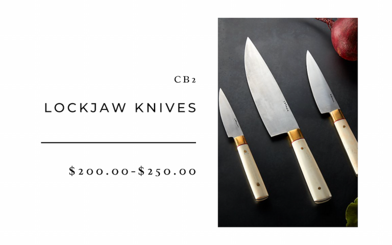 Lockjaw Knives