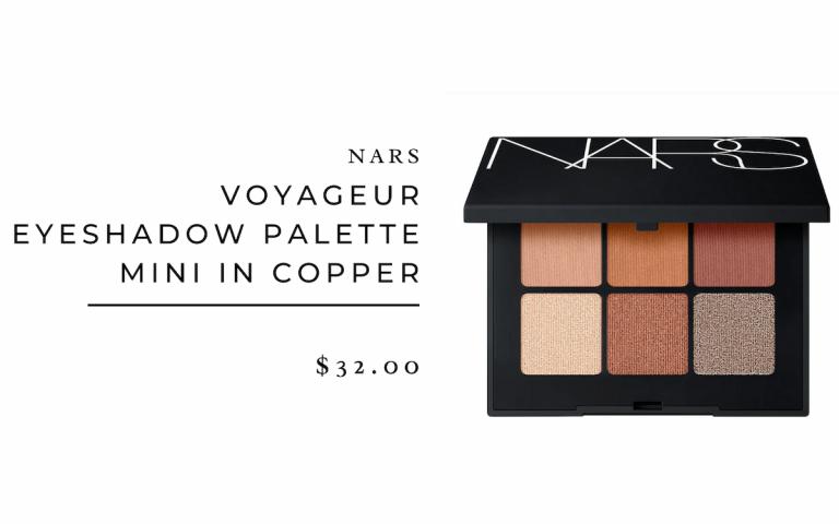 Nars - Paleta de sombras de ojos Voyageur en cobre
