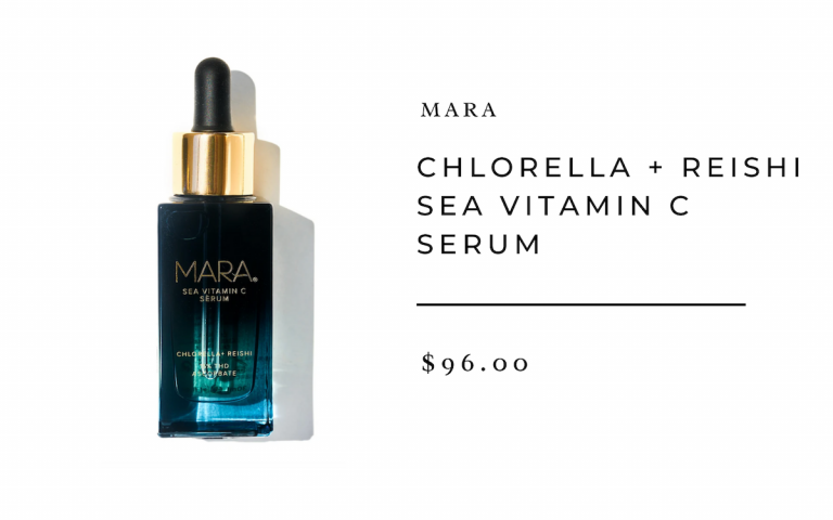Mara Chlorella + Reishi Sea Vitamin C Serum