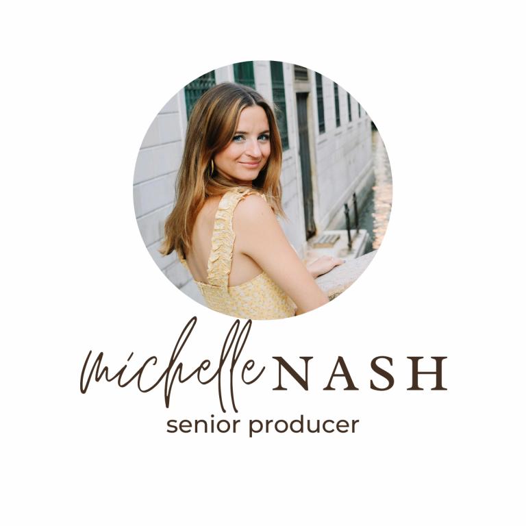 Michelle Nash editor headshot