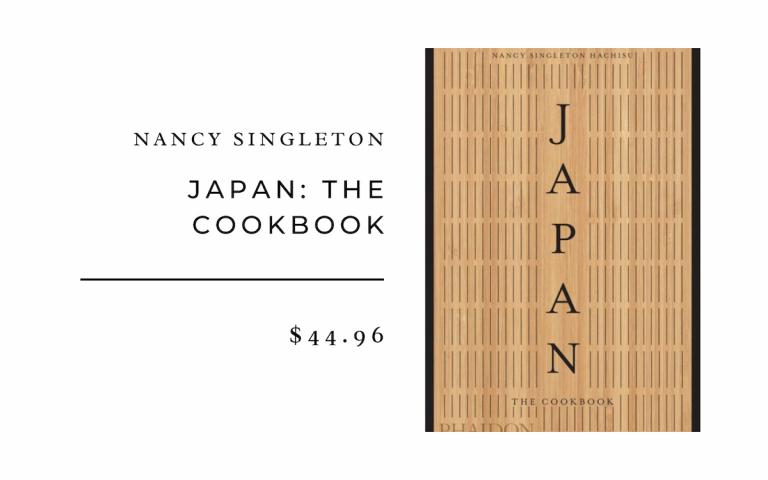 Nancy Singleton Japan: The Cookbook