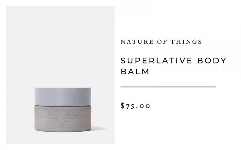 nature of things cbd cream