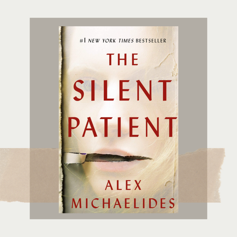 The Silent Patient Alex Michaelides