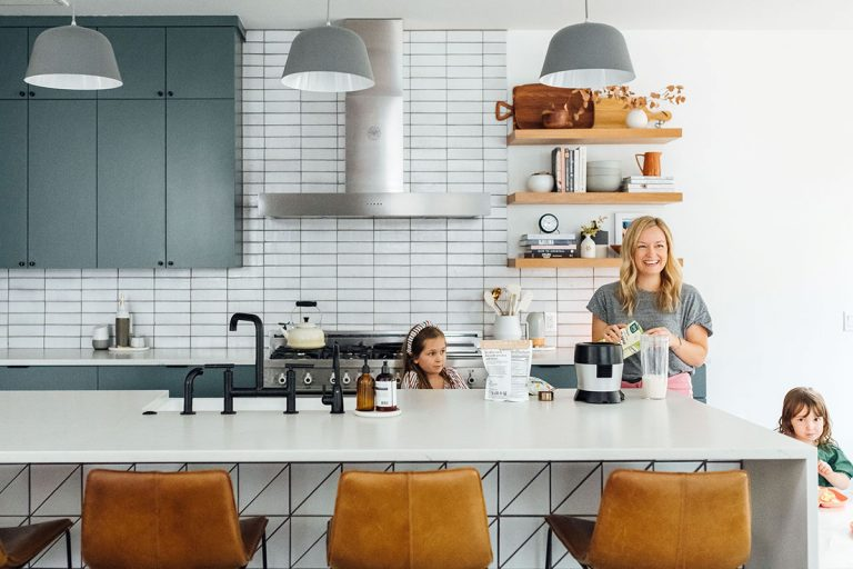Jen Pinkston's Bright and Airy Family Home Is the 2021 Design Inspo We All Need