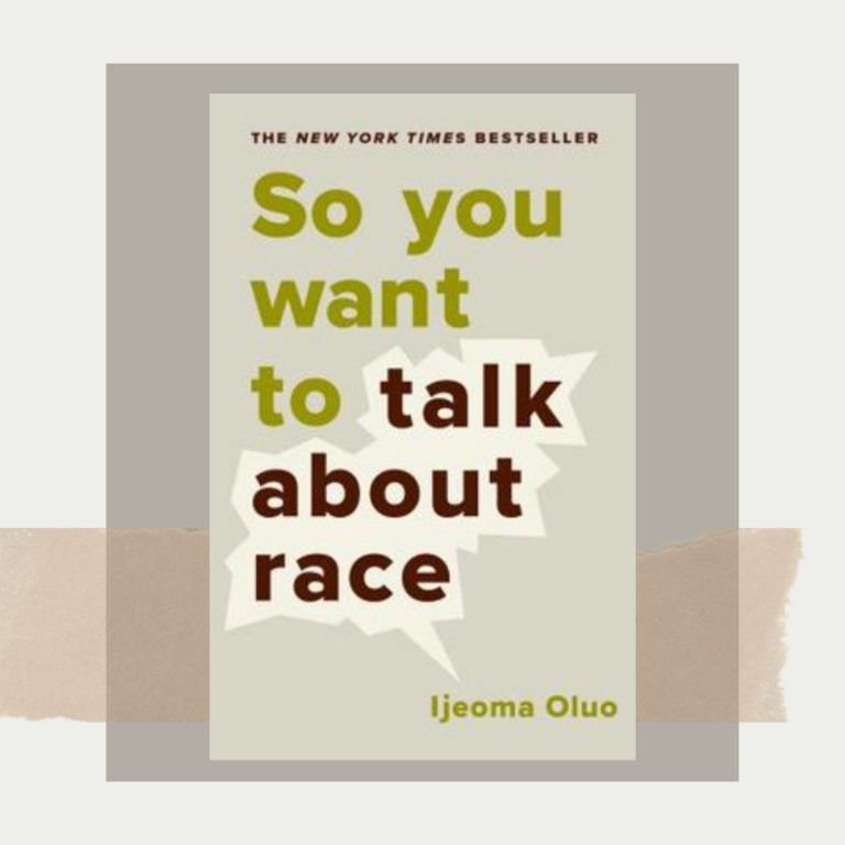 So you want to talk about race jeoma Oluo
