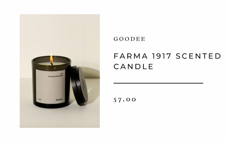Frama 1917 Scented Candle