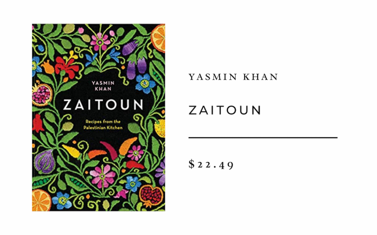 Yasmin Khan Zaitoun: Recipes from the Palestinian Kitchen