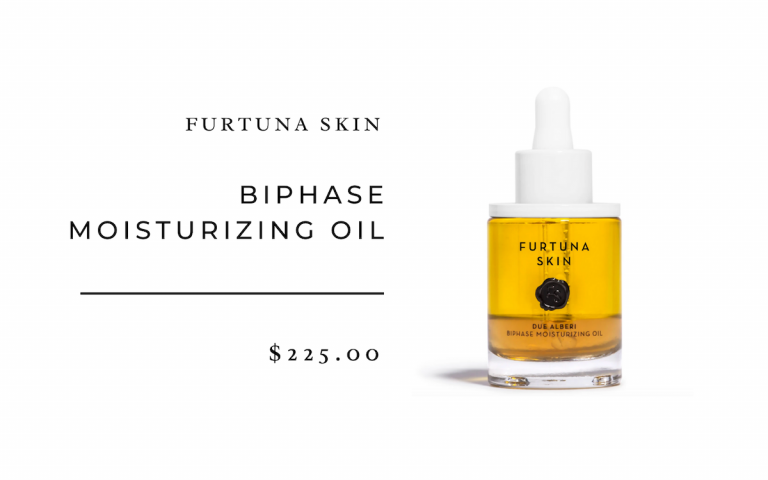 Furtuna Skin Biphase Moisturizing Oil