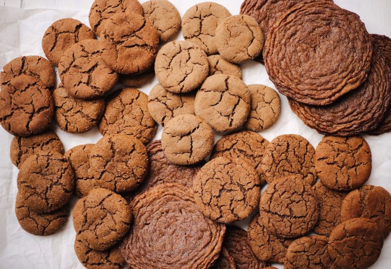 I Baked 5 of the Best Ginger Molasses Cookies on the Internet—This Was the Winner