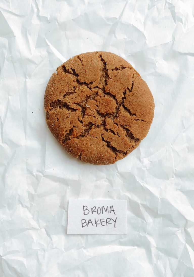 the best of bake off challenge, the best molasses ginger cookie for the holiday season