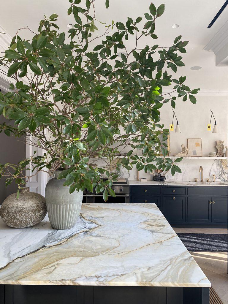 Athena calderone decorative branches