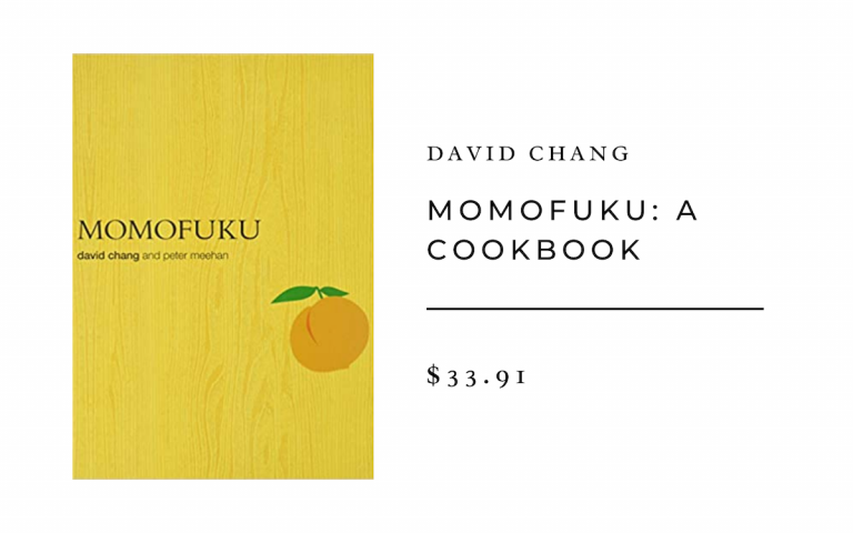 David Chang Momofuku: A Cookbook