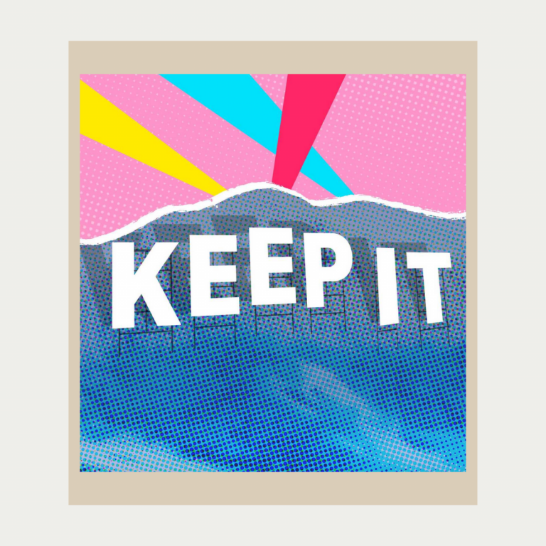 Keep it podcast