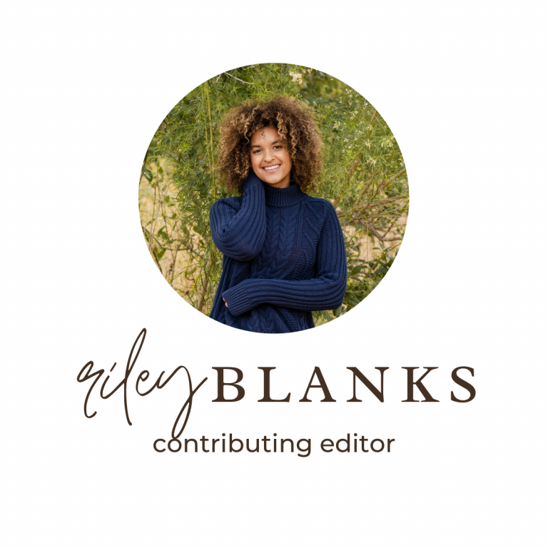 Riley Blanks editor headshot