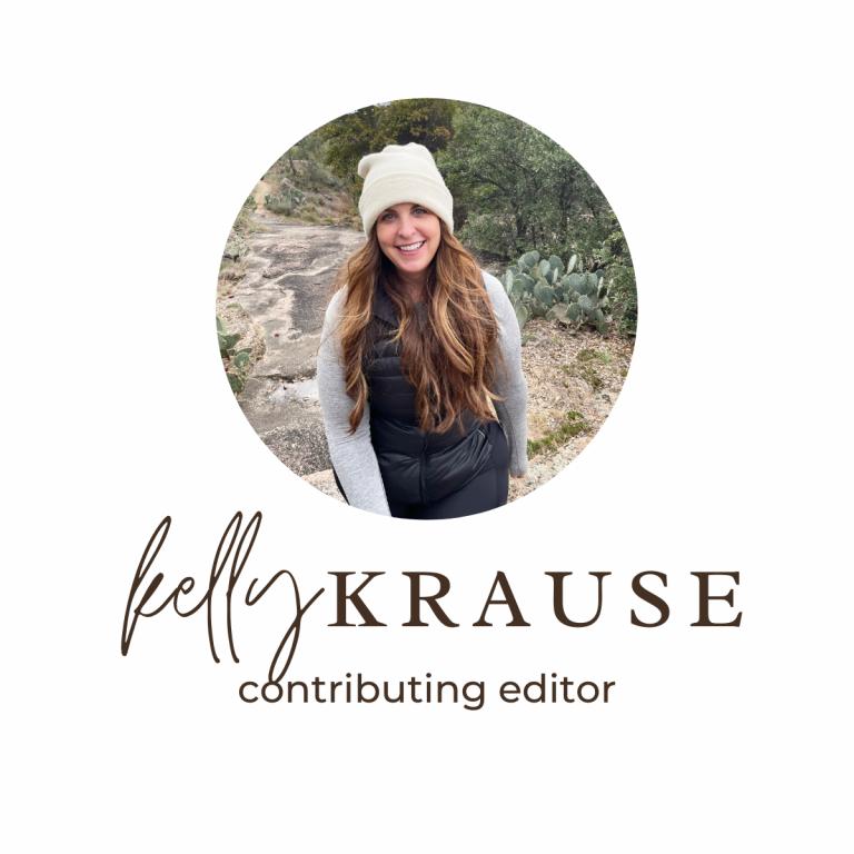 Kelly Krause editor headshot
