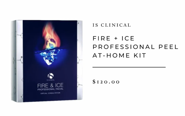 iS Clinical Fire + Ice Professional Peel At-Home Kit