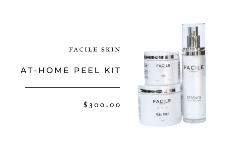 Facile At-Home Peel Kit