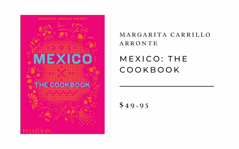Margarita Carrillo Arronte Mexico: The Cookbook