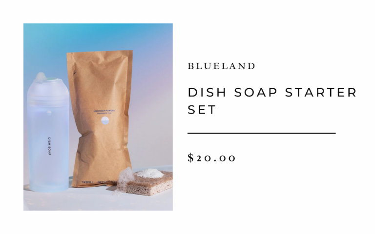 Blueland Dish Soap Starter Set