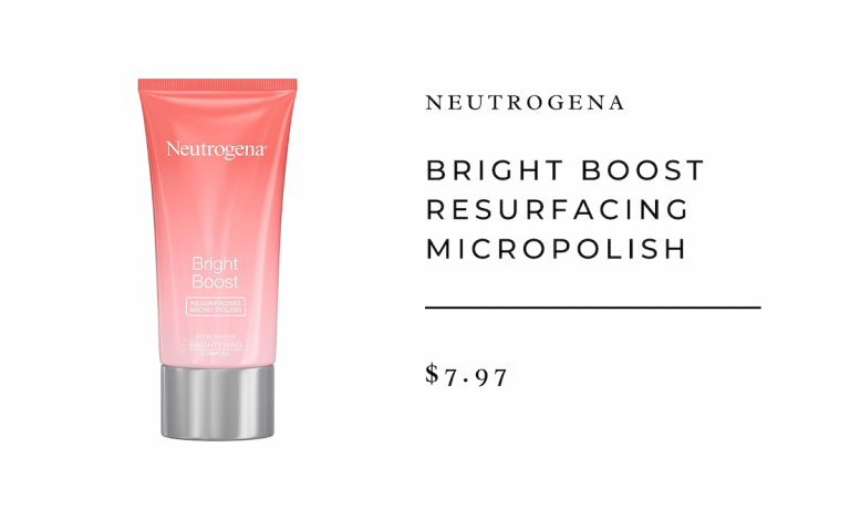 Neutrogena Bright Boost Resurfacing Micropolish