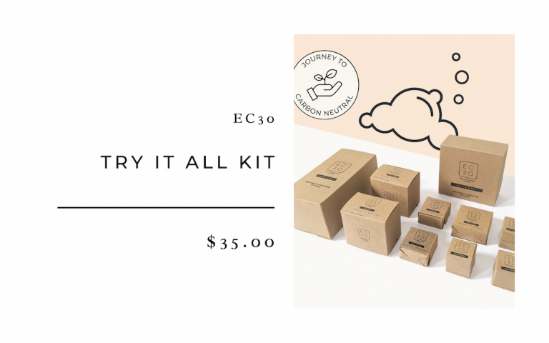 EC30 Try It All Kit