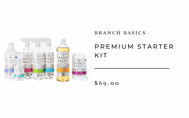 Branch Basics Premium Starter Kit