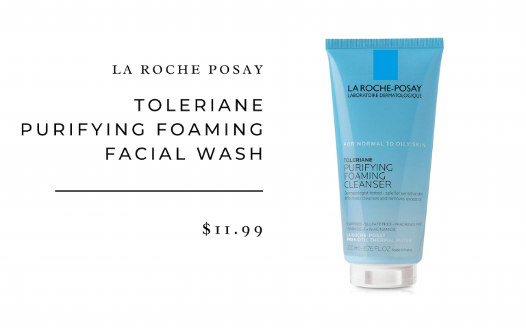 La Roche Posay Toleriane Purifying Foaming Facial Wash