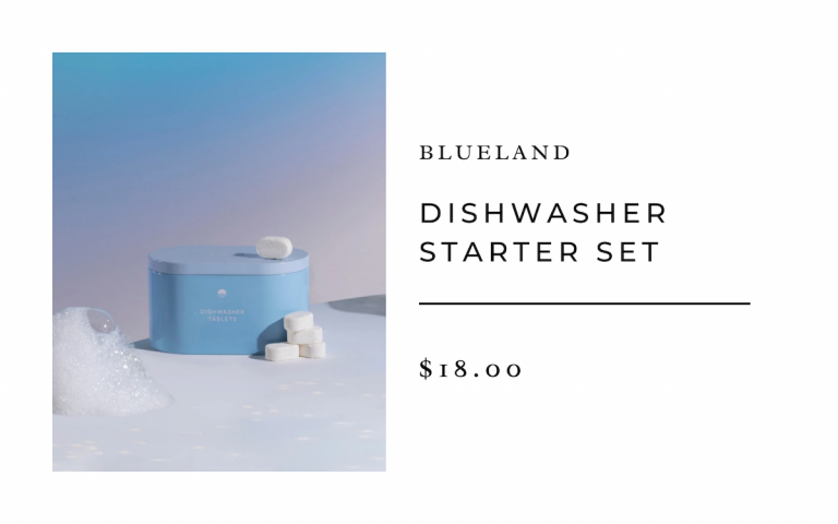 Blueland Dishwasher Starter Set