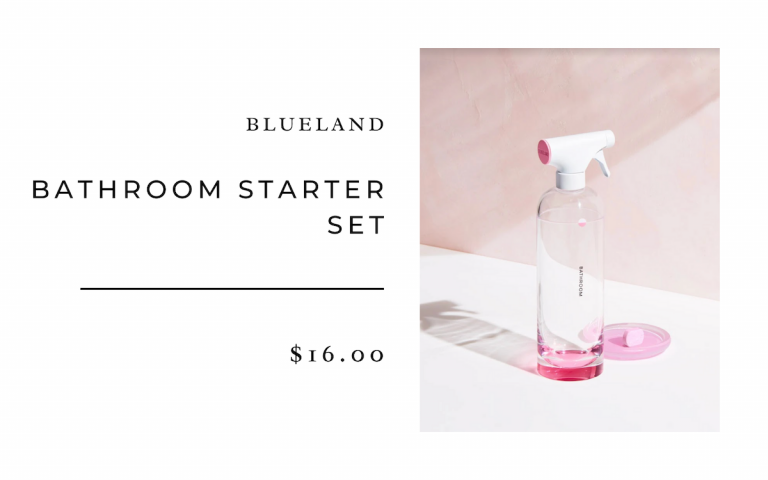 Blueland Bathroom Starter Set