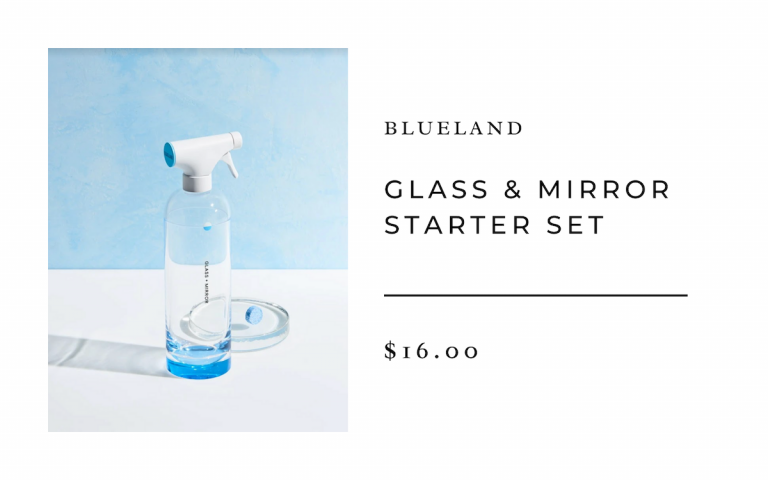 Blueland Glass & Mirror Starter Set