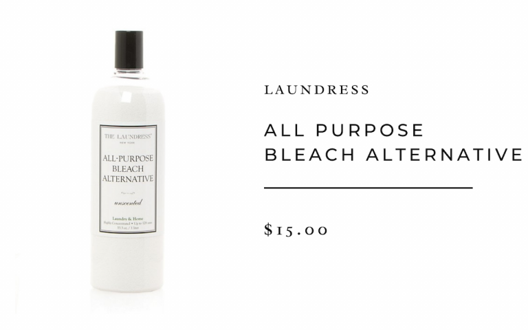 Laundress All Purpose Bleach Alternative