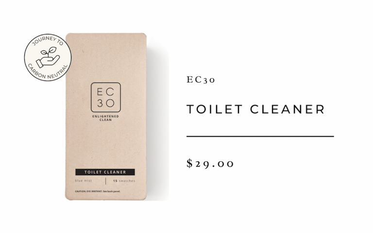 EC30 Toilet Cleaner