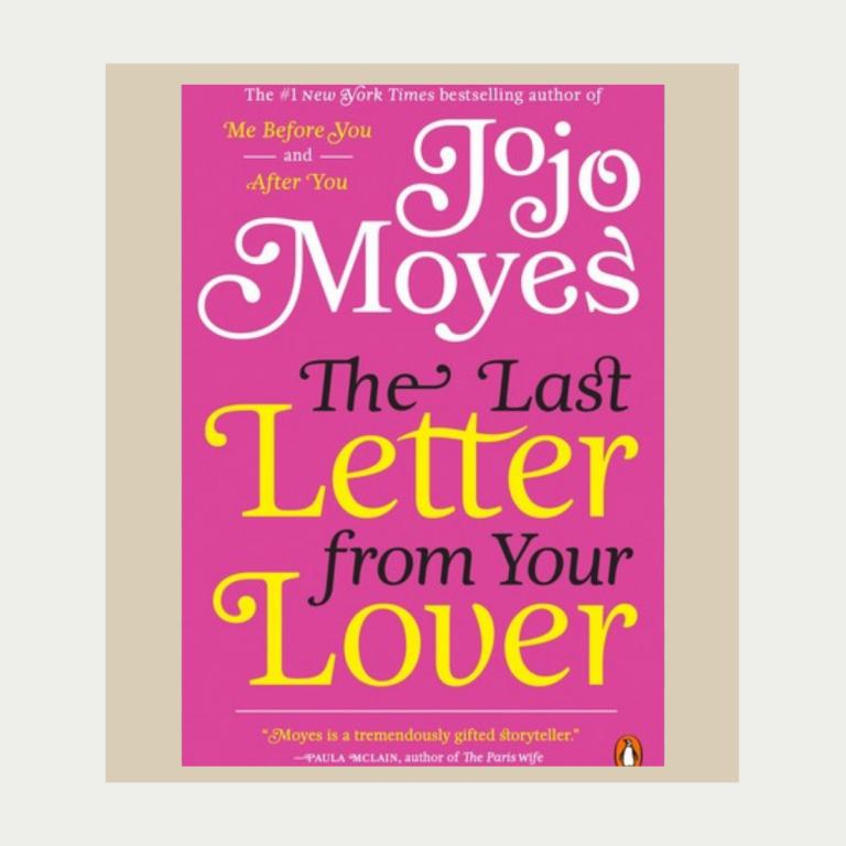 La última carta de tu amante