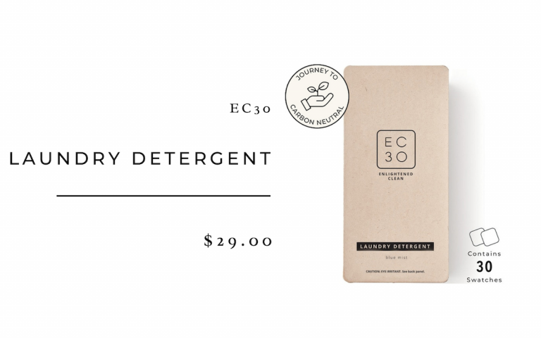 EC30 Laundry Detergent