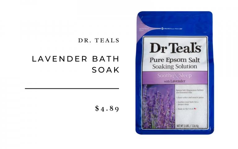 Dr. Teal's Lavender Bath Soak