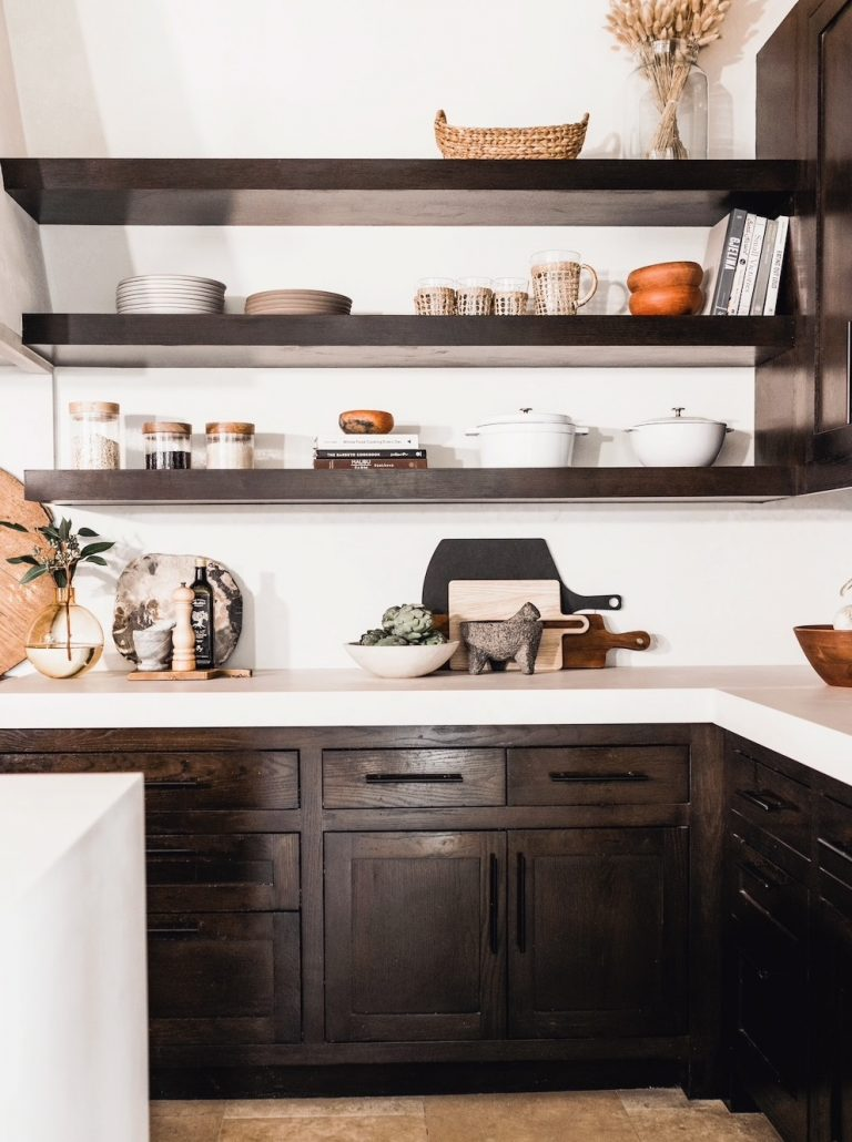camille styles kitchen makeover on a budget