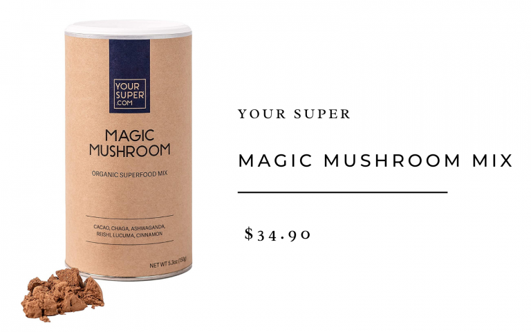 Your Super Magic Mushroom Mix