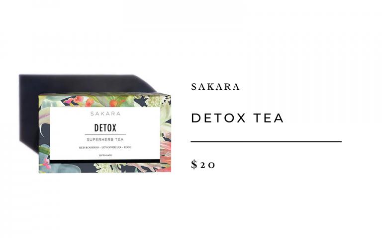 Sakara Detox Tea