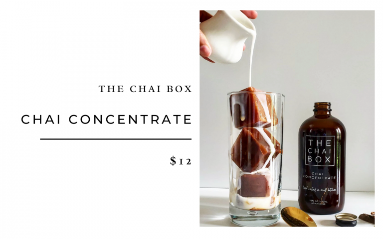 The Chai Box Chai Concentrate