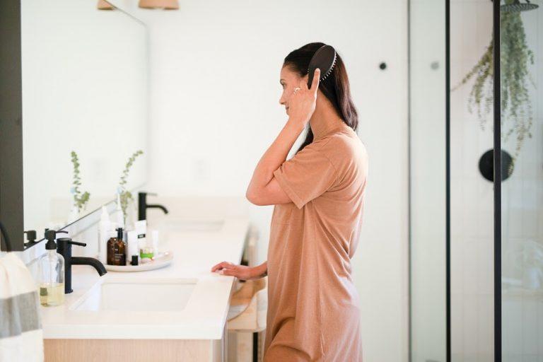 درمان های ریزش مو بعد از زایمان