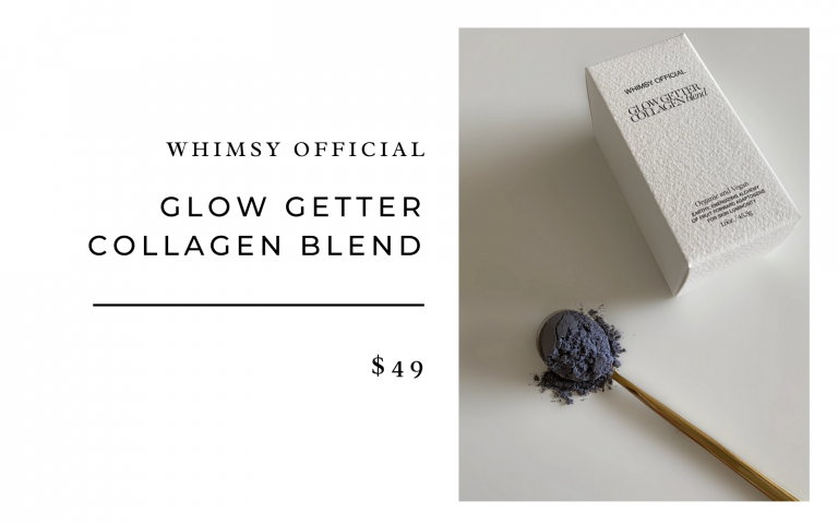 Whimsy Official Glow Getter Collagen Blend