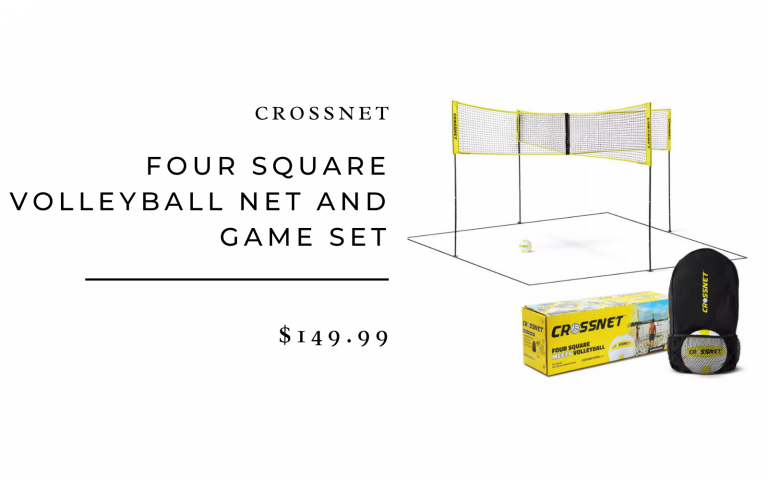 Four Square Volleyball