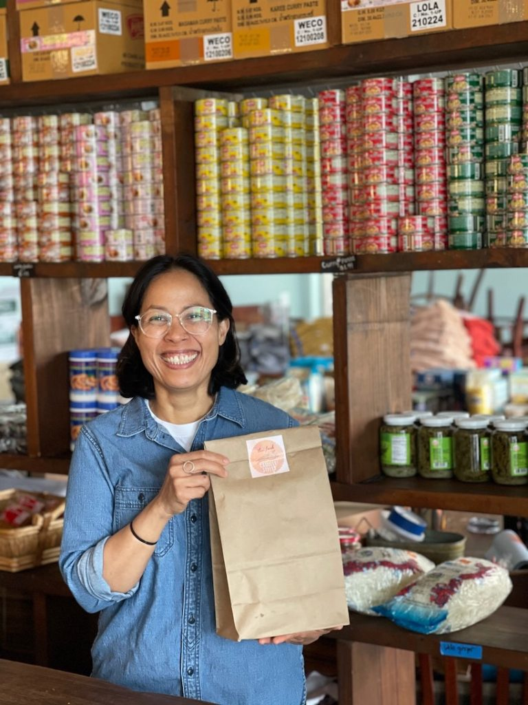 Jam Sanitchat, owner and chef of Thai Fresh in Austin